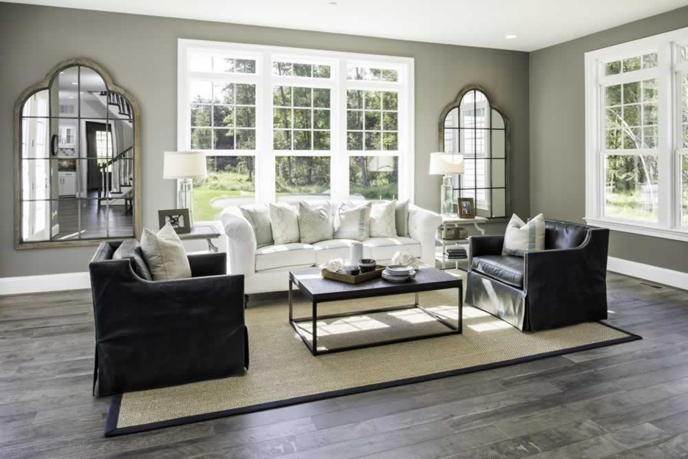Stanley Martin Custom Homes | We Build On Your Lot | Travers Model Family Room