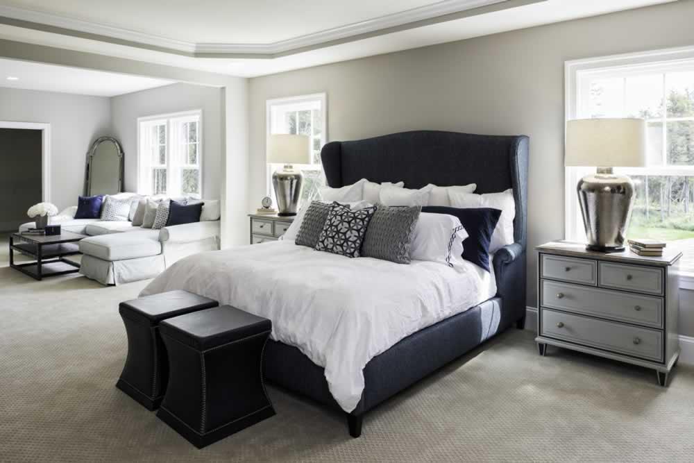 Stanley Martin Custom Homes | We Build On Your Lot | Travers Model Master Bedroom