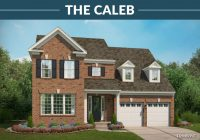 Stanley Martin Homes On Your Lot | Caleb Model