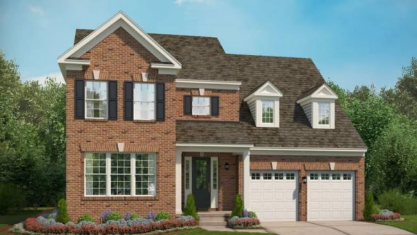 Stanley Martin Custom Homes can build a Caleb Model on your lot in Northern Virginia or Montgomery County, MD.
