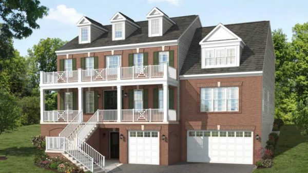 The charlotte model we build on your lot stanley for Custom house charlotte
