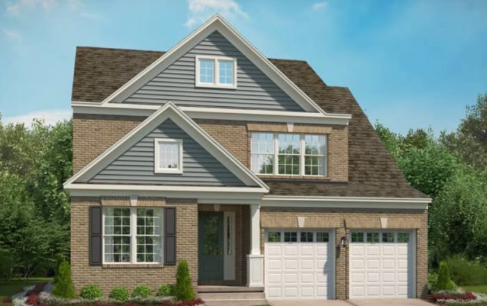 Build On Your Lot | Emma Model from Stanley Martin Custom Homes