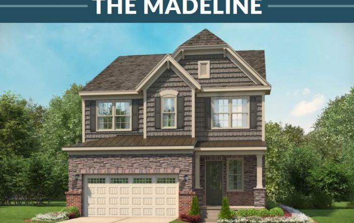 Stanley Martin Homes On Your Lot | Madeline Model