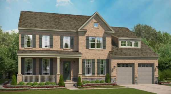 Stanley Martin Custom Homes can build a Camden model on your lot in NoVa or MoCo.