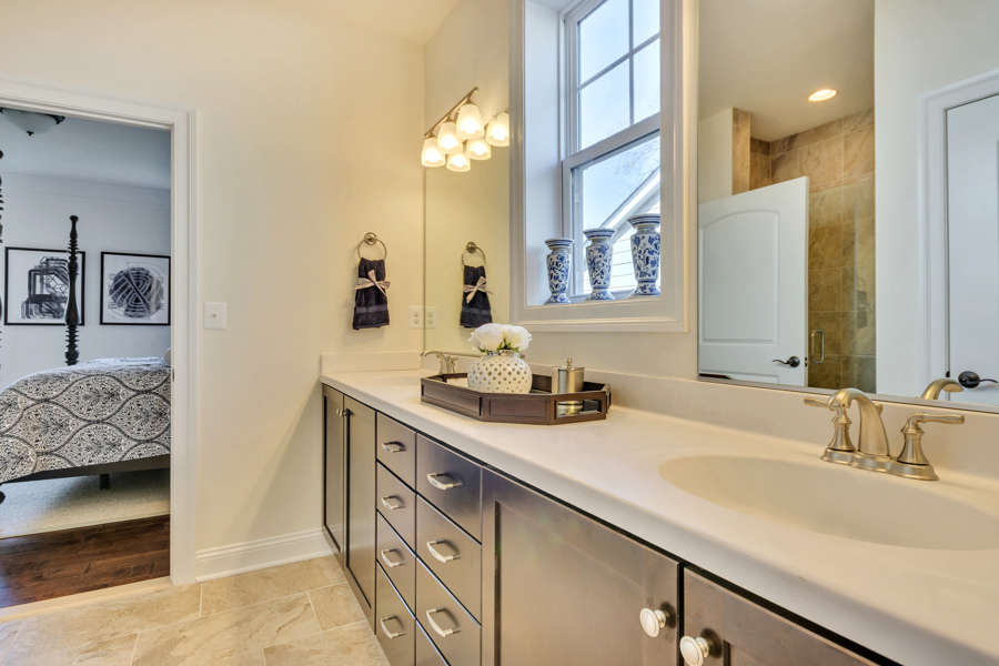 Build a new home on your lot in Virginia and Maryland | Pickering Model from Stanley Martin Custom Homes