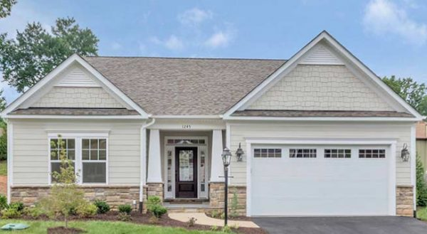 Stanley Martin Custom Homes can build a Pickering model on your lot in Northern Virginia or Montgomery County, MD.