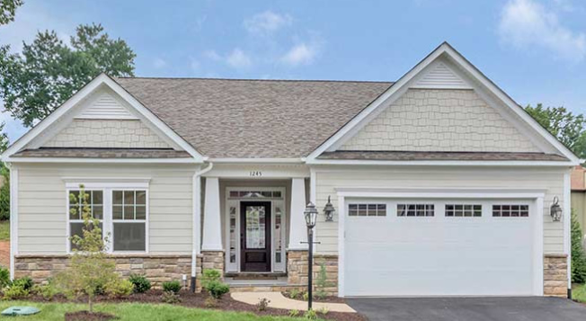 Build a Home On Your Lot in Virginia | Pickering Model from Stanley Martin Custom Homes