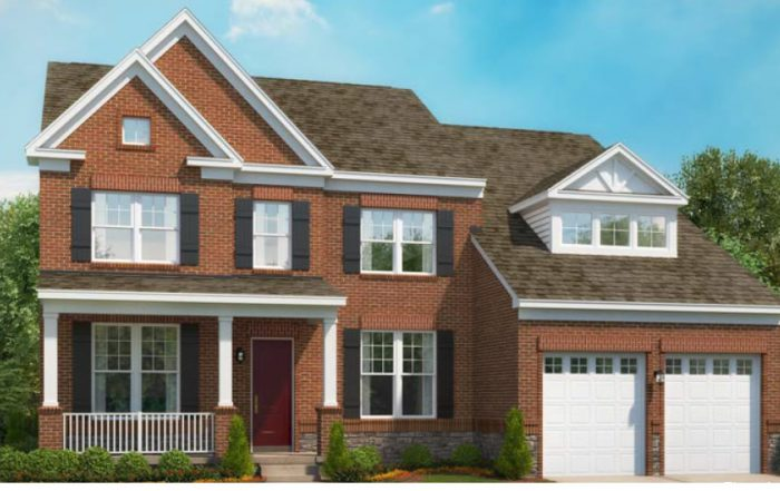 Build a Home On Your Lot in Northern Virginia | Taylor Model from Stanley Martin Custom Homes