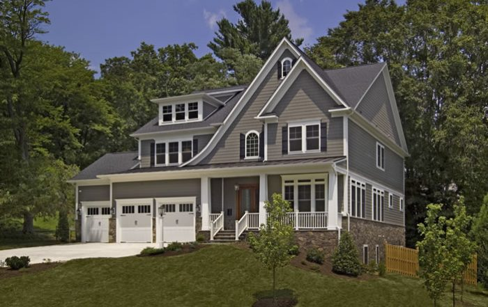 Build a Custom Home On Your Lot in Virginia | Gainsborough Modified Model from Stanley Martin Custom Homes
