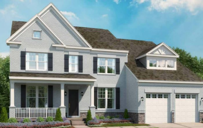 Build a Home On Your Lot - Delancey Model from Stanley Martin Custom HOmes