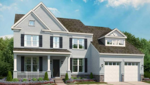 Stanley Martin Custom Homes can build a Delancey model on your lot in Northern Virginia or Montgomery County, MD.