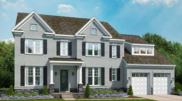 Landon Model | Stanley Martin Custom Homes | We Build On