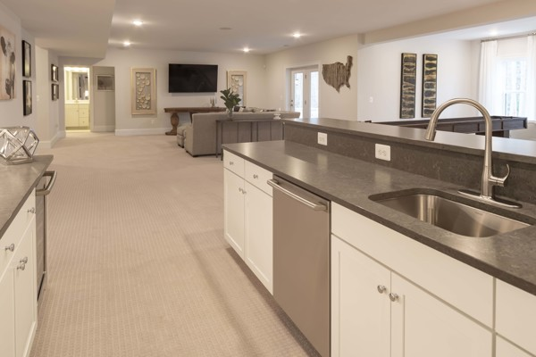 Build a new home on your lot in Virginia and Maryland | Russell Model from Stanley Martin Custom Homes