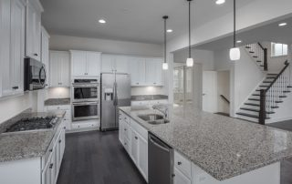 Build a new home on your lot in Virginia and Maryland | Toby Model from Stanley Martin Custom Homes