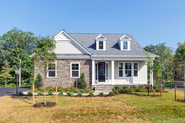 Stanley Martin Custom Homes can build a Gallagher model on your lot in Northern Virginia or Montgomery County, Maryland.