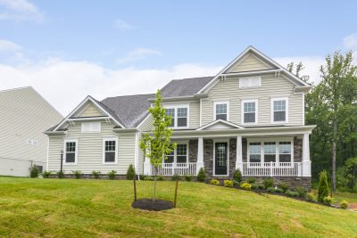 Stanley Martin Custom Homes can build a Sandhurst Model on your lot in Northern Virginia or Montgomery County, Maryland.