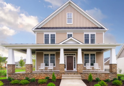 Stanley Martin Custom Homes can build an Ashland Model on your lot in Northern Virginia or Montgomery County, Maryland.